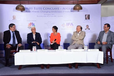 Treasury Elite Conclave - 18th August 2017